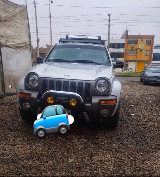 Jeep Liberty 4x4 Motor 3.7