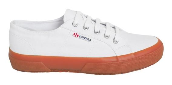 Tênis Superga 2750 Cotu Classic Branco/gum Sn27500002