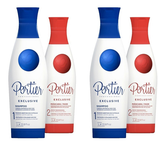 Portier Exclusive Progressiva (2 Kits)