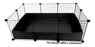 Base Impermeable C&c 3x2 Gris - Envíos A Todo Chile