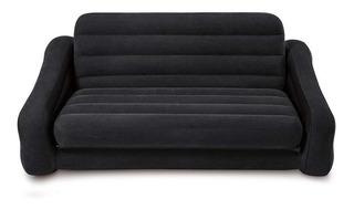 Sofa Cama Queen Matrimonial Comodo Inflable Intex Envío Grat