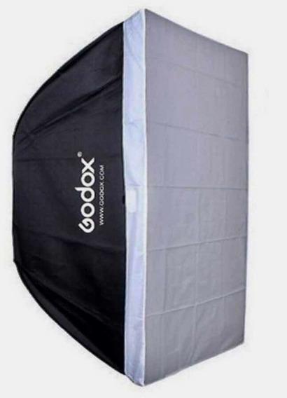 Softbox 60x60 Encaixe Bowen Portátil Bolsa Godox