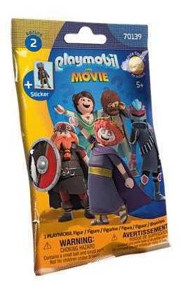 Sobre Serie 2 Playmobil La Pelicula