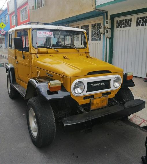 Toyota Fj 1976 Fj40 3.500