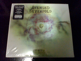Avenged Sevenfold - The Stage [deluxe]