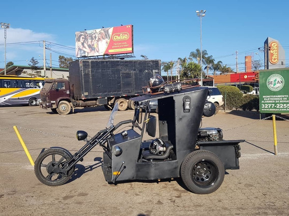 Triciclo Chopper Ratrod
