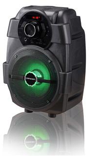 Parlante Portatil Panacom Sp-3049f Luz 2.000w Bluetooth Fm