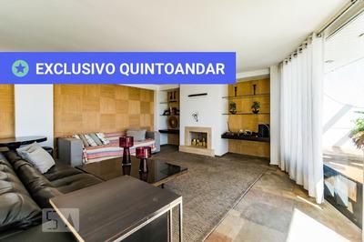 Apartamento No 20º Andar Mobiliado Com 4 Dormitórios E 1 Garagem - Id: 892868844 - 168844