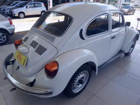 Volkswagen Fusca 1.3 8v Álcool 2p Manual