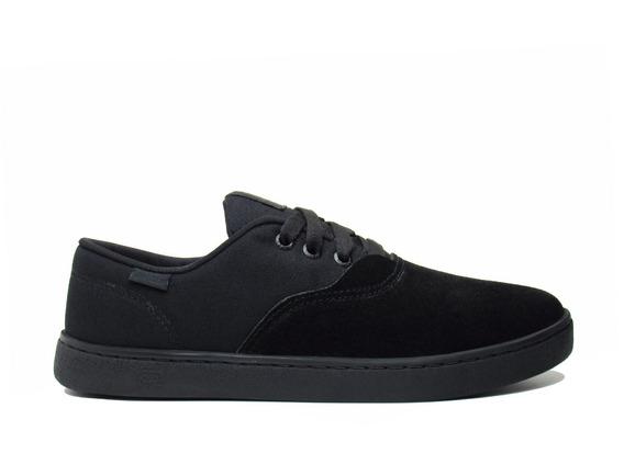 Tênis De Skate Hocks Sonora Black Preto Confortável Original