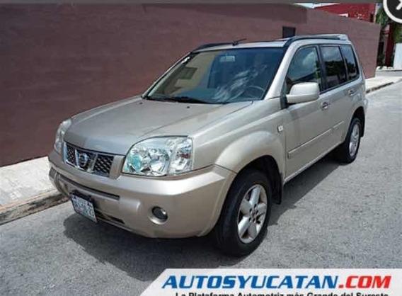 Nissan X-trail 2.5 Le Comfort Cvt Mt 2005