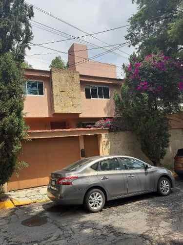 Lomas De Axomiatla Casa En Calle Cerrada Con Vigilancia
