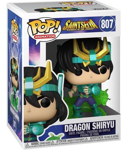 Funko Pop Saint Seiya Dragon Shiryu