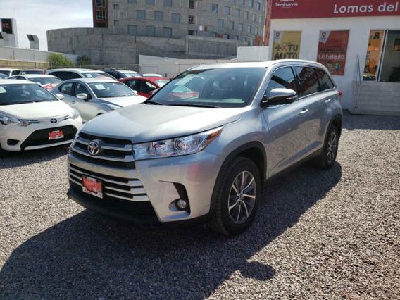 Toyota Highlander 2019 5p Xle V/3.5 Aut