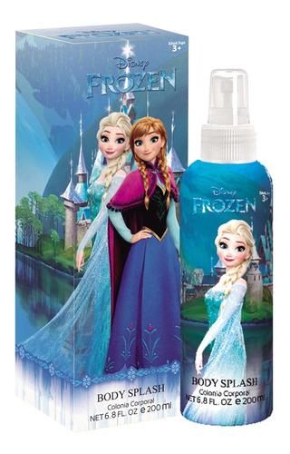 Perfume Disney Frozen Body Splash 200 Ml