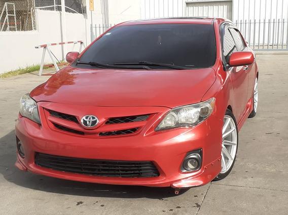 Toyota Corolla Tipo S 2013 Full