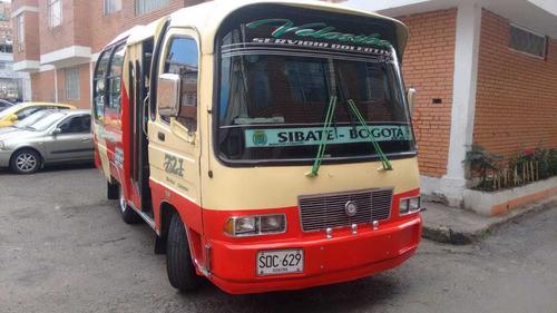 Colectivo Velosiba 2001 Listo Para Trabajar Precionegociable