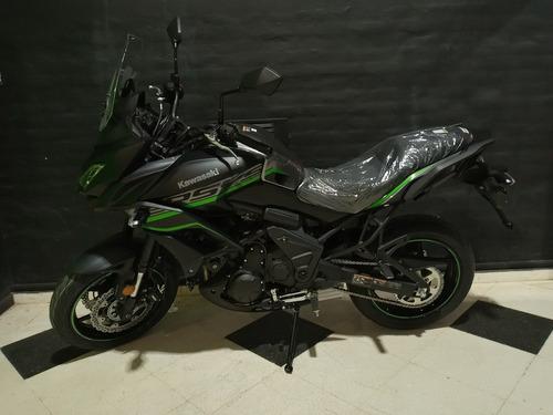 Motocicleta  Kawasaki Versys 650 2020 0km Gris