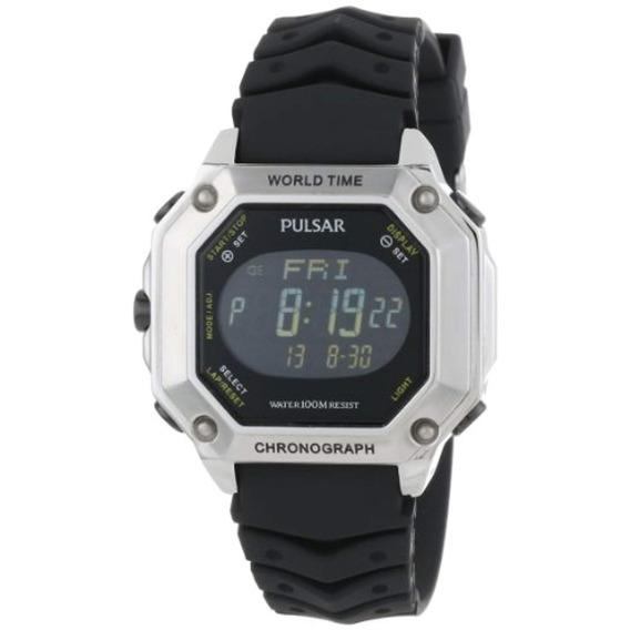 Pulsar Reloj De Colección Pw3001 Para Hombre
