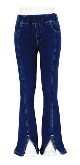 Jeans Innermotion De Mezclilla Niñas Skinny Flare. Est. 7151