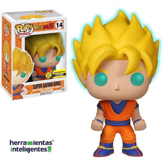 Super Saiyan Goku Funko Pop Dragon Ball Entertainment Earth