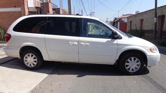 Chrysler Town Country Modelo 2005 La Mas Equipada Todo Elect