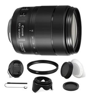 Lente Canon Ef-s 18-135mm F/3.5-5.6 Is Stm Zoom Oem + Kit