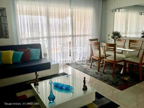 Apartamento Rua Queriri - 107m²