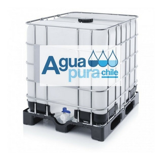 Agua Desmineralizada (agua Destilada) A Granel