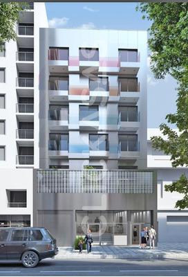 Apto Monoambiente Edificio Colors Pocitos