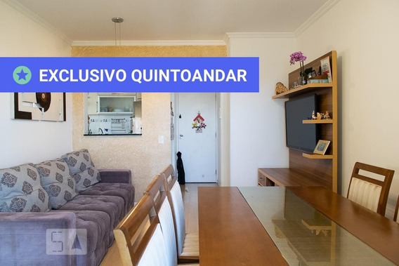 Apartamento No 45º Andar Com 3 Dormitórios E 1 Garagem - Id: 892972918 - 272918