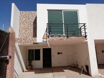 Casa En Venta, Zona Centro San Francisco Totimehuacan
