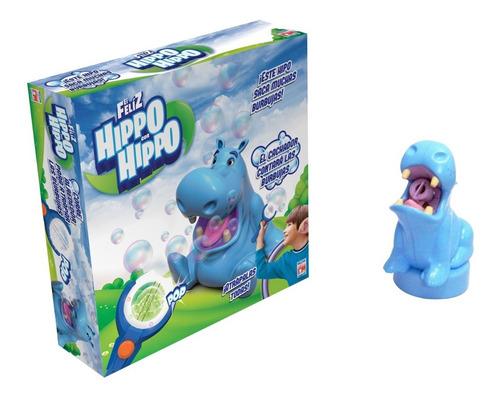 Imagen 1 de 5 de Juego De Mesa Fotorama Hippo Con Hippo