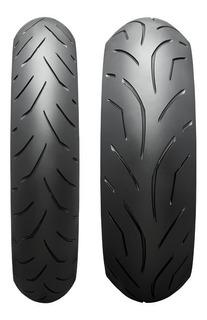 Bridgestone S20 Evo - 130/70zr16 (61w) Moto Gp Srl Cbr900