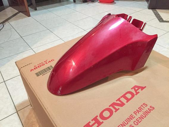 Paralama Honda Lead 110 Original Diant Vermelho