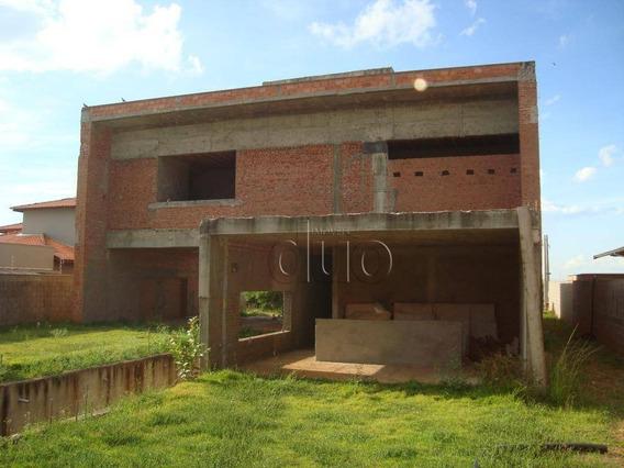 Casa Com 3 Dormitórios À Venda, 575 M² Por R$ 850.000,00 - Campestre - Piracicaba/sp - Ca2134