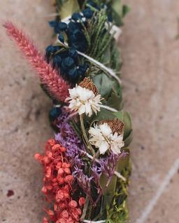 Pack Sahumo Sagrada Madre 10 Hierbas + Sahumo Multi Flores