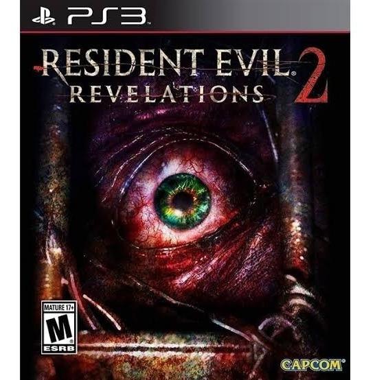 Resident Evil Revelations 2 (ps3) Português Play3 Em Oferta