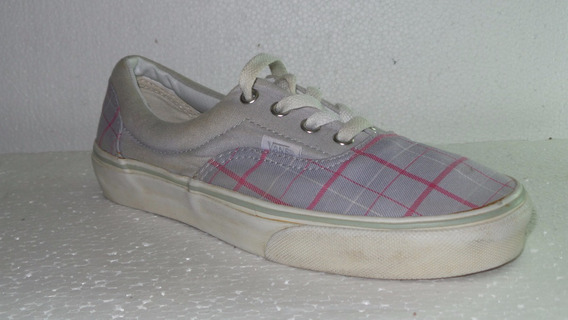 Zapatillas Vans Us7- Arg37 Labanda Usadas All Shoes