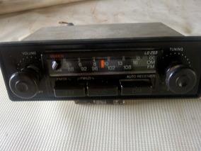 Rádio Antigo Bosch Fusca Brasilia