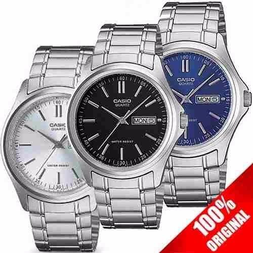Reloj Casio Mtp1239d7adf Original