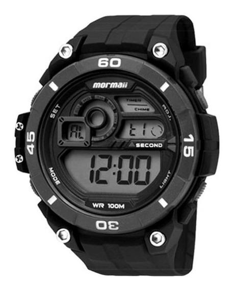 Relógio Mormaii Mo20198p Preto