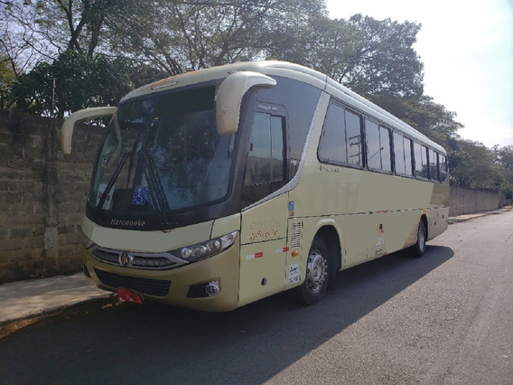 Mb 1721 Marcopolo G7 900 Exec 2013 Completo - Cod Cj