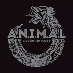 Animal Vivo En Red House Cd+dvd Carajo 2016