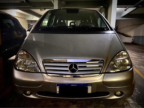 Mercedes-benz Classe A 2001 1.9 Classic 5p