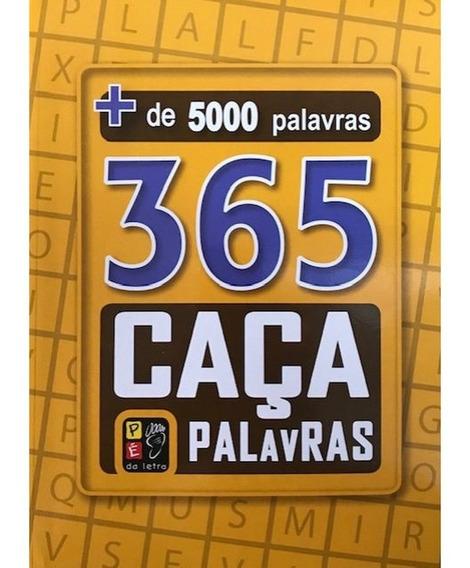 Livro 365 Caça Palavras - Volume 2