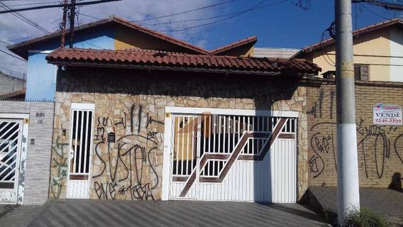 Sobrado Com 2 Dormitórios À Venda, 109 M² Por R$ 550.000 - Parque Císper - São Paulo/sp - So1144