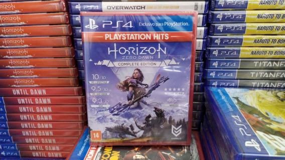 Horizon Zero Dawn Complete Edition Ps4 Português Brasil Novo