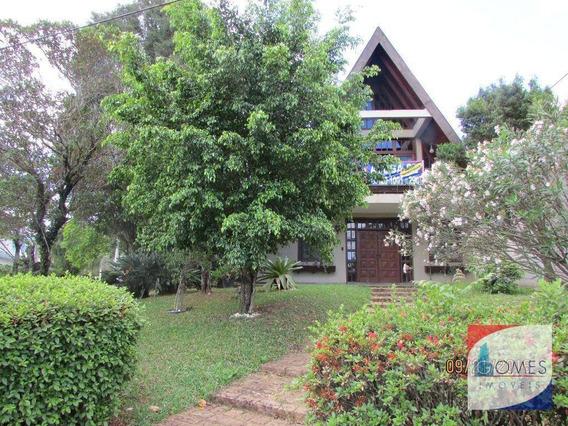 Casa Residencial Para Locação, Condomínio Portal De Itu, Itu. - Ca0077