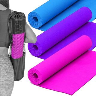 Tapete Yoga Academia Fit Treino Exercício Pilates Funcional
